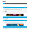 wpForo Ads Manager Banners in Category List 2