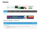 wpForo Ads Manager Top and Head Banner Locations