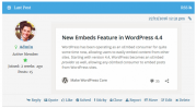 wpForo Embed WordPress and Websites