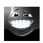 {black}:smile: