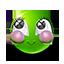 {green}:blushed: