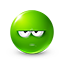 {green}:sad: