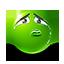 {green}:tears: